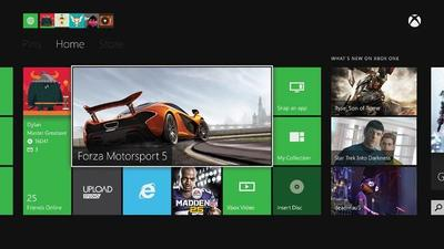Xbox One permitirá el uso de temas y fondos, así como la realización de capturas de pantalla