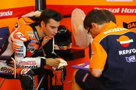 Entrevista a Dani Pedrosa en Sepang y las nuevas MotoGP 1000cc