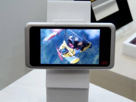 3D en los teléfonos móviles sin necesidad de gafas