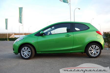 Mazda2 1.4 CRTD, prueba de consumo (parte 2)