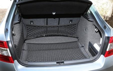 Škoda Octavia 2013 maletero