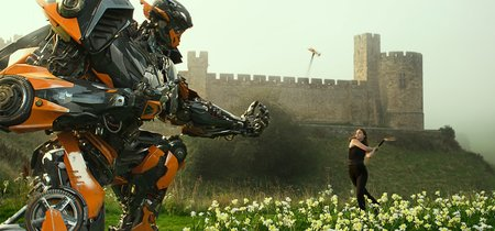 'Transformers: el último caballero', las obras completas de Michael Bay