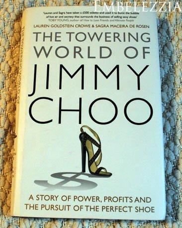 La historia de Jimmy Choo en un libro: 'The towering world of Jimmy Choo'