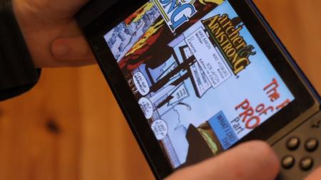 El servicio de suscripción de cómics digitales InkyPen llegará a Nintendo Switch en noviembre [GC 2018]