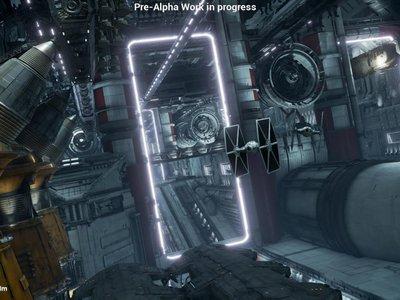 El simulador del Halcón Milenario de los parques Disney necesitará ocho GPUs Nvidia para funcionar