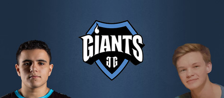 Roster final de Giants Gaming con Memento y HeaQ
