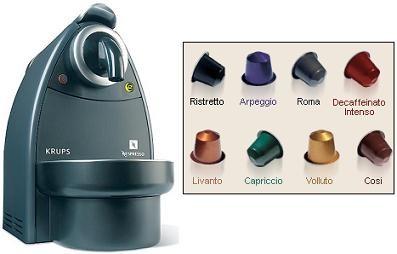 Cpsulas compatibles Nespresso - Cafeteras Express