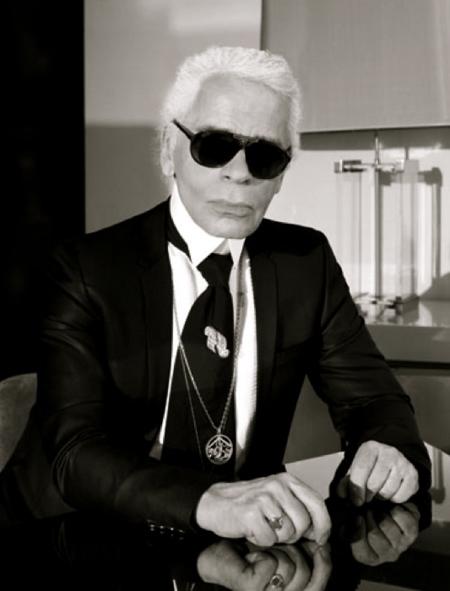 10 cosas que no sabíamos del día a día de Karl Lagerfeld