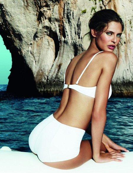 Bianca Balti, musa de Dolce & Gabbana en la campaña de Light Blue
