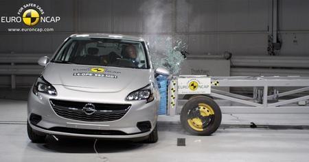 Opel Corsa Euro Ncap