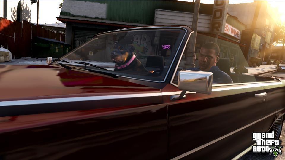 Foto de 'Grand Theft Auto V' 24/12 (3/5)