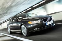 Volvo S80 y V70 DRIVe: gastan 4,5 l/100 km