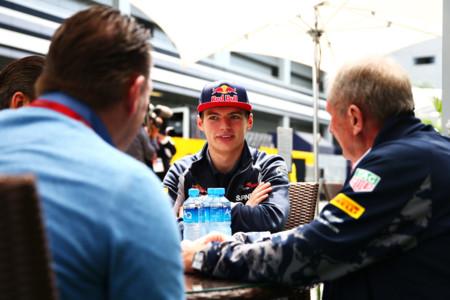 ¿Quién es Max Verstappen? El nuevo piloto de Red Bull