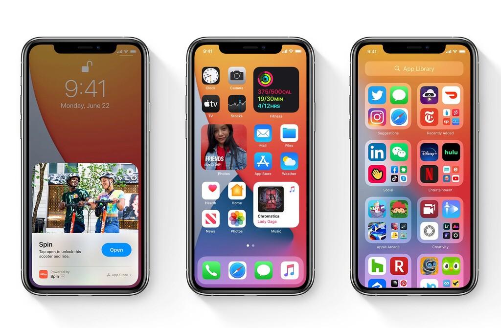 Apple arroja iOS™ 14.1 y iPadOS 14.1 tras la presentación de los recientes iPhone 12