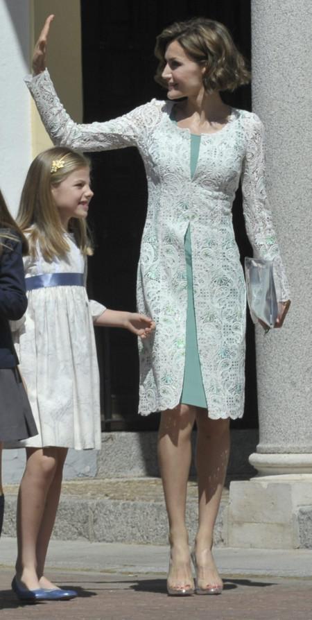 Reina Letizia Comunion