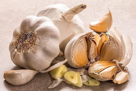 Beneficios Ajo Salud Contra Colesterol Condimento Propiedades Ajos Cocina