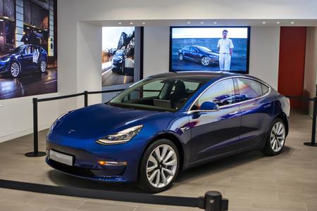 Tesla Model 3 España