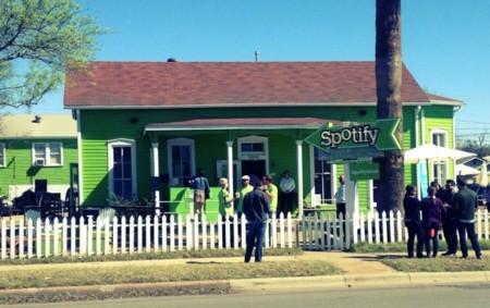 Spotify cree que pronto será más grande que iTunes en Europa