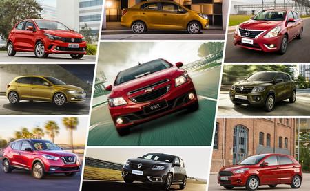 Los 25 coches más vendidos en Latinoamérica durante el primer trimestre de 2018
