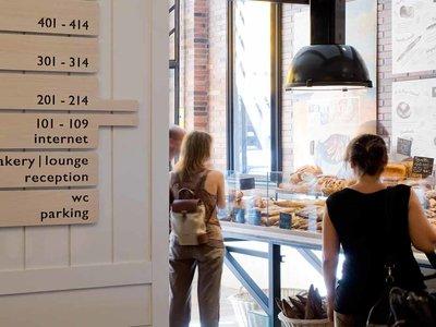 El primer hotel-panadería del mundo está en Barcelona