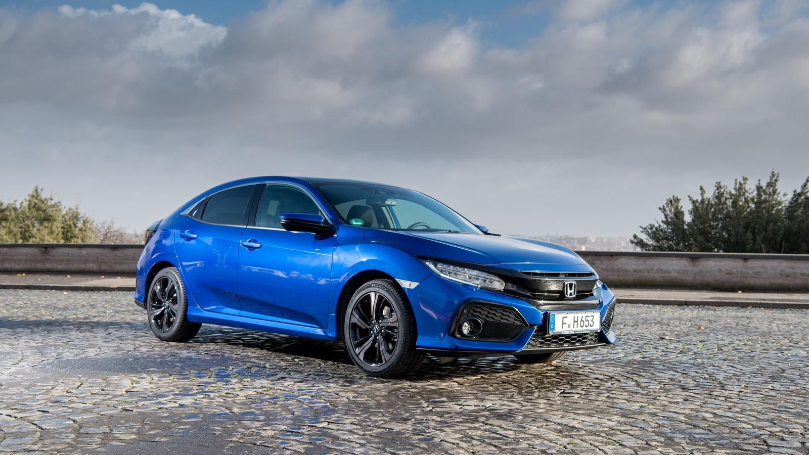 Foto de Honda Civic 5 puertas (1/18)