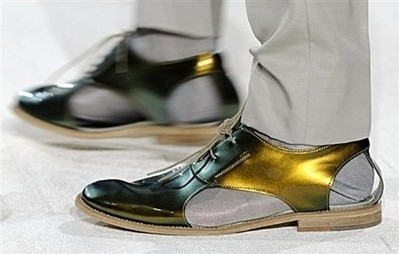 Zapatos-sandalias para ellos