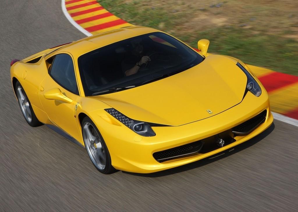 Foto de Ferrari 458 Italia (20/22)