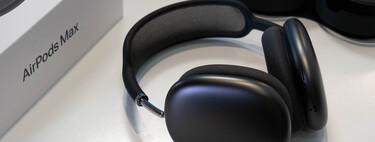 AirPods Max, primeras impresiones: sonido y diseño contundentes