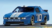 El Ford Mustang aterriza en la NASCAR