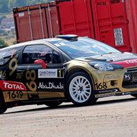 El museo Peugeot saca a subasta algunos de sus coches más raros... y el DS 3 WRC de la novena corona de Sébastien Loeb