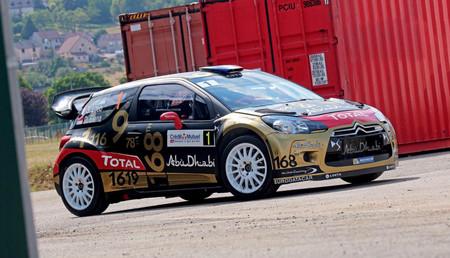 DS 3 WRC Sebastien Loeb Dani Sordo