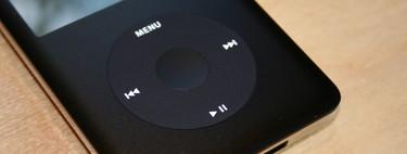 Rewound es otro reproductor que imita al iPod y su clásica rueda y que ya puedes descargar