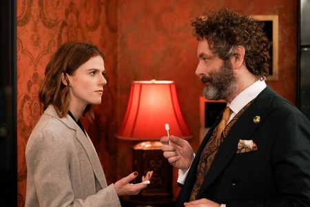 Rose Leslie Michael Sheen
