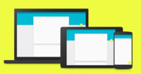 La guía de diseño de Material Design se amplia: secciones de barra de navegación, iconos y más