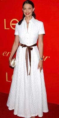 Ashley Judd creará su propia línea de ropa