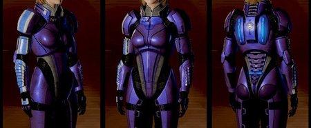 La armadura N7 de 'Mass Effect' se hace real