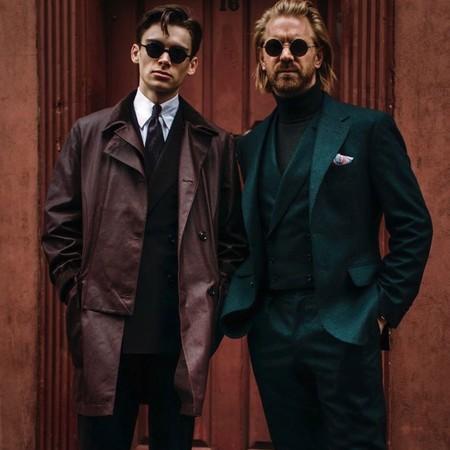 El mejor street style de la semana nos lleva a celebrar la Fashion Week de Londres