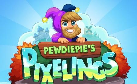 PewDiePie's Pixelings, un juego cuidado pero con un modelo que debería quedar atrás: App de la semana