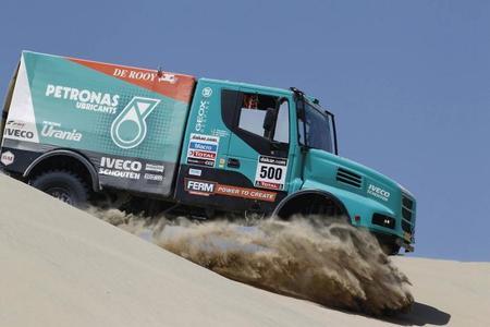 Colombia también quiere su ración de Dakar