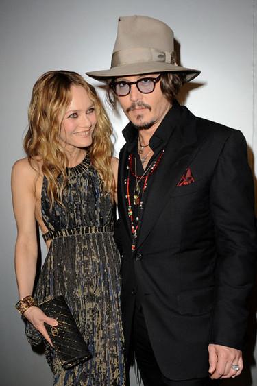 Ahora sí, que sí: habemus ruptura entre Johnny Depp y Vanessa Paradis