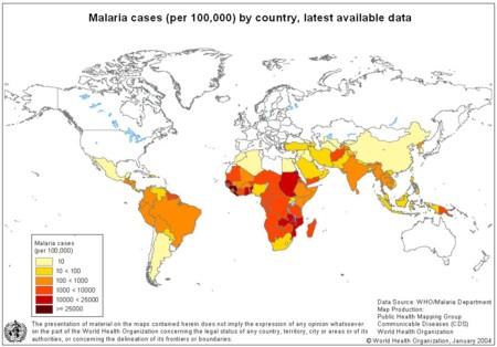 Malaria 2004