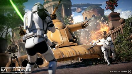Star Wars: Battlefront II introducirá cambios en su sistema de progresión y un nuevo modo de juego a partir de febrero