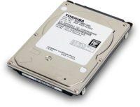 Toshiba ya tiene sus propios discos duros híbridos