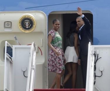 El verano de Michelle Obama empezó bien y terminó mejor