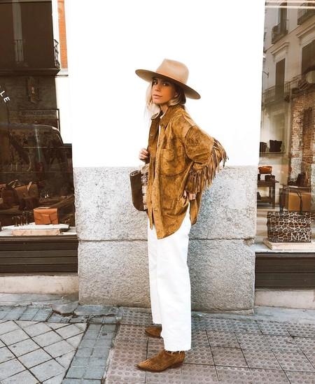 Street Style Abrigos Flecos 10