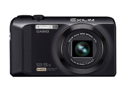 Casio lanza la Exilim EX-ZR300 Mini DV