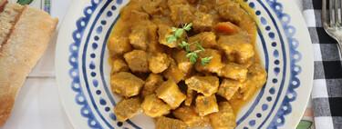 Carne a la suegra: receta de cerdo especiado, tradicional de Jaén