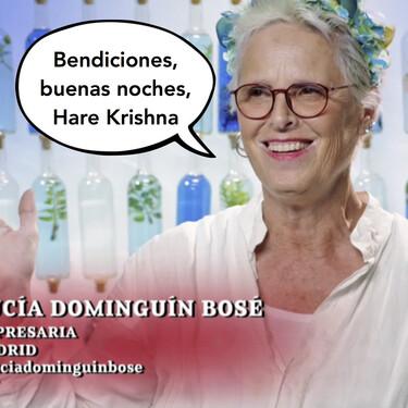 ¡Repesca! Lucía Dominguín vuelve a 'MasterChef Celebrity 5' con un bonito homenaje a su madre