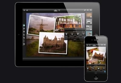 Leonardo, un completo e interesante editor de fotos para iPad