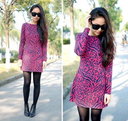 Moderno vestido